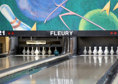 Salle de quilles Fleury